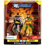 DC Universe Classics 限定 Dynamic Duo アクションフィギュア 2パック バットマン & ロビン