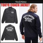 本日限定価格!デウス エクスマキナ ジャケット メンズ 【 Deus Ex Machina 】TOKYO アドレス コーチ ジャケット