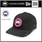 カナダグース キャップ CANADA GOOSE 帽子 カナダグース メンズ レディース ニューエラ NEW ERA コラボ CORE CAP 海外限定正規品