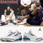 エア ジョーダン ナイキ スニーカー Nike Air Jordan 3 OG ホワイト/セメント グレー/トゥルー ブルー