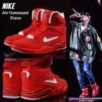 エアコマンド ナイキ スニーカー Nike Air Command Force ユニバーシティ レッド 海外限定・正規品