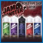 ショッピングJAM JAM MONSTER ジャムモンスター 100ml 電子タバコ VAPE リキッド 各種