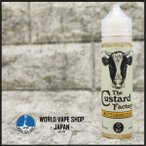電子たばこ リキッド VAPE THE CUSTARD FACTORY BUTTERSCOTCH 60ml