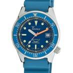 Squale(スクワーレ) 時計 ダイバーズウォッチ 1521-026-BLR ブルー×ブルーラバーベルト