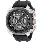 ディーゼル/時計/Diesel/メンズ腕時計/BAMF/ブラック/ラバーベルト
