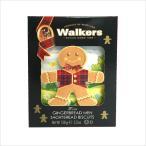 クリスマスお菓子 ウォーカー ショートブレッド 3D ジンジャーマン #1577 150g