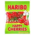 輸入菓子 HARIBO/ハリボー グミキャンディ ハッピーチェリー(200g)