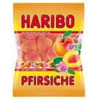 輸入菓子 HARIBO(ハリボー) グミキャンディ ピーチ(200g)