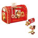 クリスマスお菓子 クリスマスノスタルジック メールボックス缶