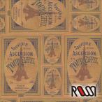 在庫限りSALE  ROSSI  ロッシ 輸入包装紙 CRT099 Eiffel tower souvenir  5枚入り