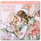 Flower Fairies フラワーフェアリーズ メモパッド スクエア Garden