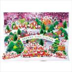 クリスマスカード APJミニサンタポップアップカードXC-1000094196