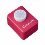 カーラクラフト クラフトパンチ スモールサイズ CP-1 デイジー