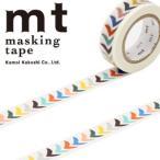 マスキングテープ mt カモ井加工紙  mt x ミナ ペルホネン  bird petit・mix(15mmx10m)  MTMINA26