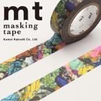 マスキングテープ  mt カモ井加工紙 mt ex 1p 斑晶 15mmx10m MTEX1P114 ネコポス対応