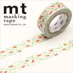 ネコポス対応 マスキングテープ mt カモ井加工紙 mt ex (15mmx10m) 金魚 MTEX1P130