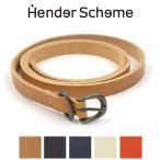 エンダースキーマ Hender Scheme テールベルト tail belt BL-RC-TLB