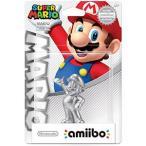 【+1月22日発送★新品】WiiU周辺機器 amiibo アミーボ シルバーマリオ Mario Silver Edition (輸入品)