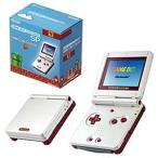 ゲームボーイアドバンスSP ファミコンカラー Nintendo 任天堂 AGS-001