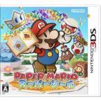 【本州四国7日着★12月6日発送★新品】3DSソフト ペーパーマリオ スーパーシール