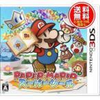 【12月6日発送★新品★送料無料メール便】3DSソフト ペーパーマリオ スーパーシール