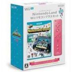 【棚卸しの為★4月25日発送★新品】WiiUソフト Nintendo Land Wiiリモコンプラスセット (ピンク)