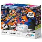 新品】WiiU本体 Wii U本体同梱版 Wii U スプラトゥーン セット