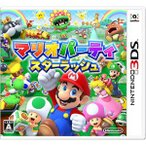 棚卸しの為★3月27日発送★新品】3DSソフト マリオパーティ スターラッシュ (任