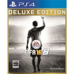 【新品】PS4ソフト FIFA 16 DELUXE EEDITION (限定版) (セ