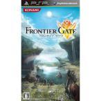 【新品】PSPソフト FRONTIER GATE フロンティア ゲート ULJM-05888 (コナ