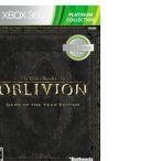 【本州四国9日着★12月8日発送★新品】Xbox360ソフト The Elder Scrolls IV:オブリビオン Game of the Year Edition プラチナコレクション J3C-00005 (マ