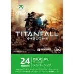 新品 Xbox360周辺機器 Xbox Live 24ヶ月ゴールド メンバーシップ タイタンフォール エディション