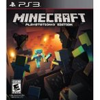 棚卸しの為★3月24日発送★新品】PS3ソフト Minecraft PlayStation 3 Edition(北米版ですが日本語プレイ可能) (CERO区分_Z相当)