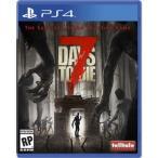 棚卸しの為★5月24日発送★新品】PS4ソフト 7 Days to Die (輸入版:北米)  (輸入版の為 CERO区分_Z相当)
