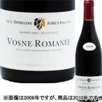 ヴォーヌ・ロマネ ドメーヌ・フォレ・ペール・エ・フィス 2010年 フランス ブルゴーニュ 赤ワイン フルボディ 750ml