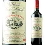 Yahoo!ワインショップソムリエシャトー・ヴュー・プレ 2007年 フランス ボルドー 赤ワイン フルボディ 750ml