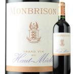 SALE!赤ワイン オー・メドック・ド・モンブリゾン  2011年 フランス ボルドー フルボディ 750ml wine 家飲み
