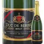 ワイン スパークリングワイン デュック・ド・ベリュ グラン・ヴァン・ド・ジロンド NV フランス ボルドー (白) wine画像