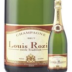 「4」SALE特価 シャンパン・スパークリングワイン ルイ・ロジエ ニコラ・ゲスカン NV フランス シャンパーニュ 白 辛口 750ml wine
