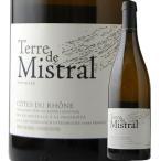 白ワイン コート・デュ・ローヌ・テル・ド・ミストラル・ブラン カーヴ・デステザルグ 2015年 フランス ローヌ 辛口 750ml wine