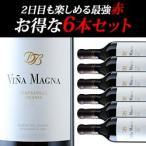 赤ワイン ケース販売6本入 ヴィーニャ・マグナ・クリアンサ ドミニオ・バスコンシリョス 2009年 スペイン リベラ・デル・デュエロ フルボディ wine