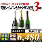 ショッピングSALE SALE ワイン シャパン セット「20」歳末大感謝限定 三大人気シャンパン3本セット+ストッパー 送料無料 wine set