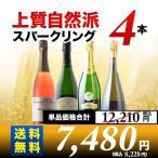 スパークリングワインセット 上質スパークリング4本セット 第6弾 送料無料 wine set