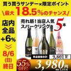 スパークリングワインセット シャンパン製法入り!神