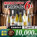 ショッピングSALE SALE ワイン 白ワインセット 「10」歳末大感謝限定 世界のトップ生産者白6本セット 送料無料 wine set