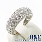 ダイヤモンド ダイヤモンドリング 指輪  1.5ct Pt   H&C 鑑別書付き[n5]