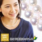 [ネコポス送料無料] アコヤ真珠 ネックレス 5.5-6.0mm