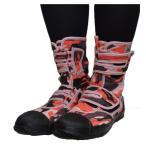 おすすめ 高所用安全靴 ハイパワーエース ハイガード HG-208 力王 限定色:ピンク迷彩 カモフラ  (スモーキーローズ)