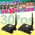 【WTW-TR23】滑らかな映像の無線送受信機 デジタル無線送受信機セット