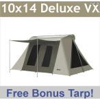テント コディアックキャンバス  8人用  Kodiak 6041VX Tent 10 ×14  with Ground Tarp 8-Person(with tarp 6043) 輸入品 キャンプ アウトドア